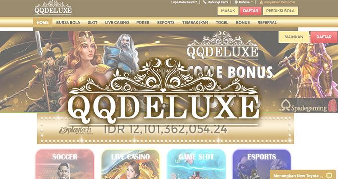 QQdeluxe Situs Judi Online Terbaik Tahun Ini
