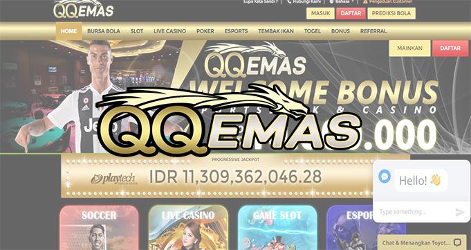 QQemas Agen Judi Online Terpopuler di Indonesia